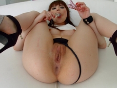 Luna Rival gets messy gonzo creampie on All Internal