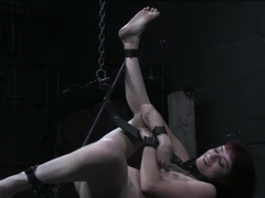 Alice Sadique visits Device Bondage