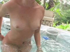 Mandy Muse in Jacuzzi Booty