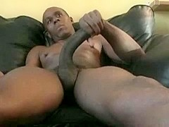 See Techboy during the time that this guy Cams showing off his 10 inch dick