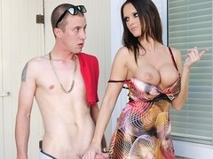 Jennifer Dark & Jessy Jones  in My Friends Hot Mom