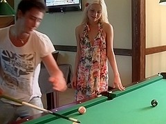 Autumn & Grace & Molly & Olie & Savannah in college sex video with a group of hot chicks