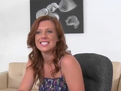 Aleska Diamond seduced for fuck by Alex Hunter at her office!