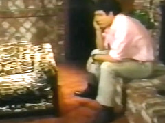 Exotic vintage porn clip from the Golden Period