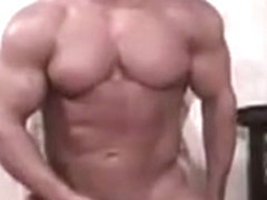 Muscle body small cock