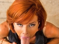 Veronica Avluv & Johnny Castle in Seduced by a Cougar