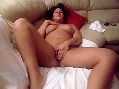 Eating the big Indian pussy of my GF