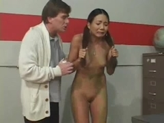 Keeani Lei and Teacher in Classroom