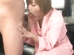 Incredible Japanese slut Yu Namiki in Best Blowjob JAV scene