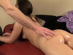 Hottest pornstar Lola Foxx in incredible cunnilingus, blowjob adult movie
