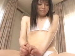 Hottest Japanese whore Mion Kawakami in Best Lingerie, Solo Female JAV clip