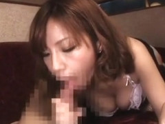 Incredible Japanese whore Sumire Matsu, Yuna Hirose in Exotic Stockings, Handjobs JAV video
