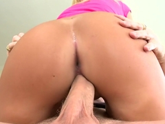 Wads of cum! Feat.Brooklyn Bailey