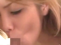 Exotic Japanese model Ren Aizawa in Best Stockings, Couple JAV clip