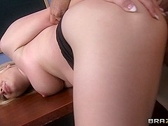 Big Tits at School: ZZ Tech Wants You. Danielle Delaunay, Johnny Sins