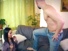 Cute Housekeeper Gets Fucked - Sweetyx