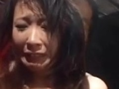 Japanese torture with ropes and hardcore fuck