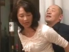 Asian hot moms enjoy hardcore fucking and fingering