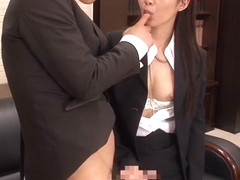 Horny Japanese whore Hikaru Ayuhara in Hottest JAV video