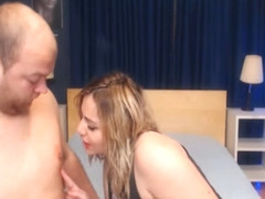 Mature Lucky Guy Fucks His Sizzling Hot Neighbor Babe