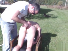 Livecam Outdoor Domination And Indecent Exposure - KinkyFrenchies