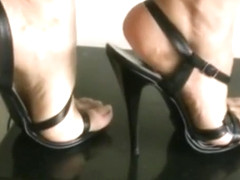 Close Up Shoe Worship