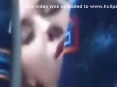 YOLO Pussy Eating on the Public Bus