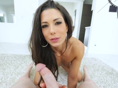 Crazy pornstar Alexa Tomas in Amazing Latina, Facial adult movie