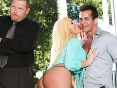 Summer Brielle & Talon in Seduced By The Bosses Wife #03, Scene #02