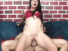 HITZEFREI Texas Patti screams while being pounded by a big cock
