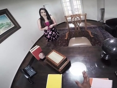 Horny pornstar Lola Foxx in Amazing College, Medium Tits adult clip