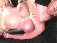 The Pope,Phoenix Marie in Phoenix Marie and Her Big Tits are Captured in Bondage and Tormented - T.