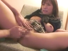 Horny Japanese girl Nao Ayukawa in Amazing Blowjob/Fera, Cunnilingus JAV movie
