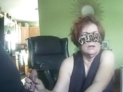 Mature Skank Face Fucked and Banged Hard