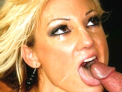 Hardcore And Cumshot For Blonde Val Malone - Upox