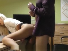LOAN4K. Young slut has no money but her sexuality saves her again