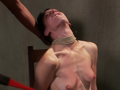 Amazing fetish adult scene with horny pornstars Elise Graves and Mickey Mod from Dungeonsex