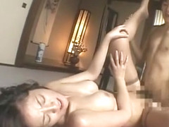 Incredible Japanese model Chinatsu Nakano, Maya Tsubaki, Azusa Ayano in Best Stockings, Big Tits J.