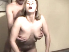 Hottest amateur wife, mature, cuckold porn movie
