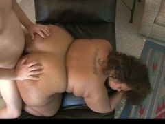 SSBBW Latina Maid Fucks