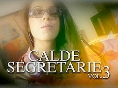 CALDE SEGRETARIE three (SEXY SECRETARIES)