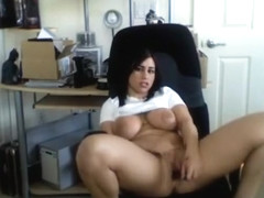 Whitney's selfshot home video
