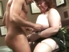 Incredible Amateur video with BBW, Big Tits scenes