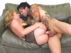 Lily LaBeau Small Hands in What A Sexy Catch - WildOnCam