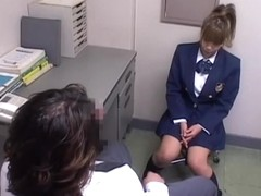 Petite schoolgirl fucked bad in the hidden camera sex video
