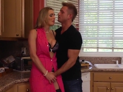 Tanya Tate gets fucked by her son's friend
