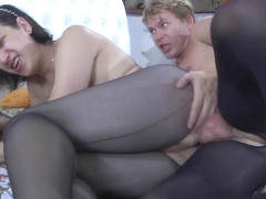 TryPantyhose Video: Jacob and Silvester