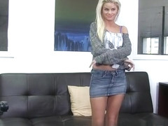 Casting Couch-X Video: Sadie
