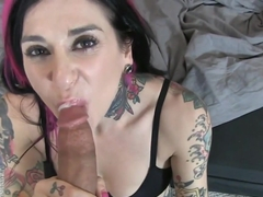 Tattooed Emo Anally Banged In Pov
