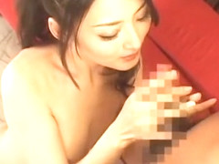 Fabulous Japanese model Risa Murakami in Amazing Small Tits, Creampie JAV video